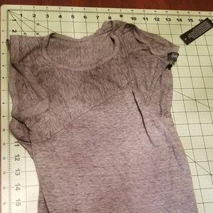 Super Soft 3x Tshirt with Peekaboo Shoulders